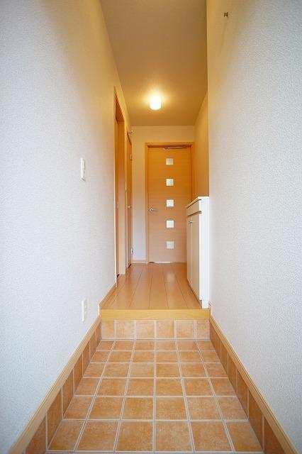 イ-ストピ-ス 01030号室の玄関