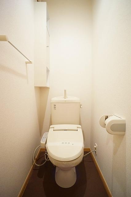 イ-ストピ-ス 01030号室のトイレ