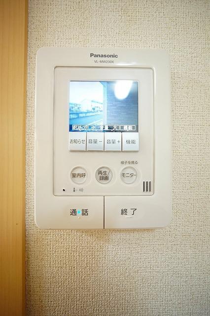 イ-ストピ-ス 01030号室のセキュリティ