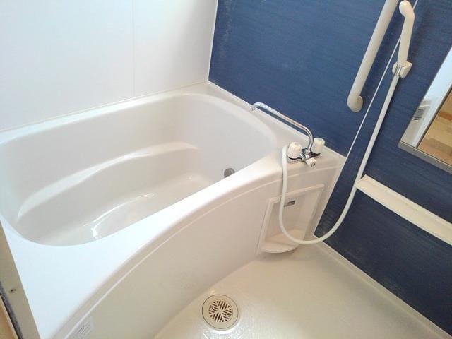 ホワイトオーク東 01020号室の風呂