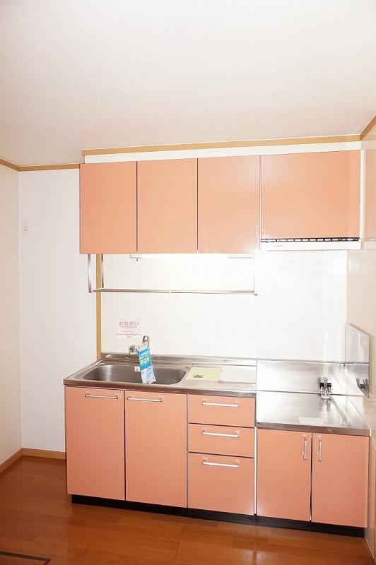 ムイ ビエーンB 102号室のキッチン