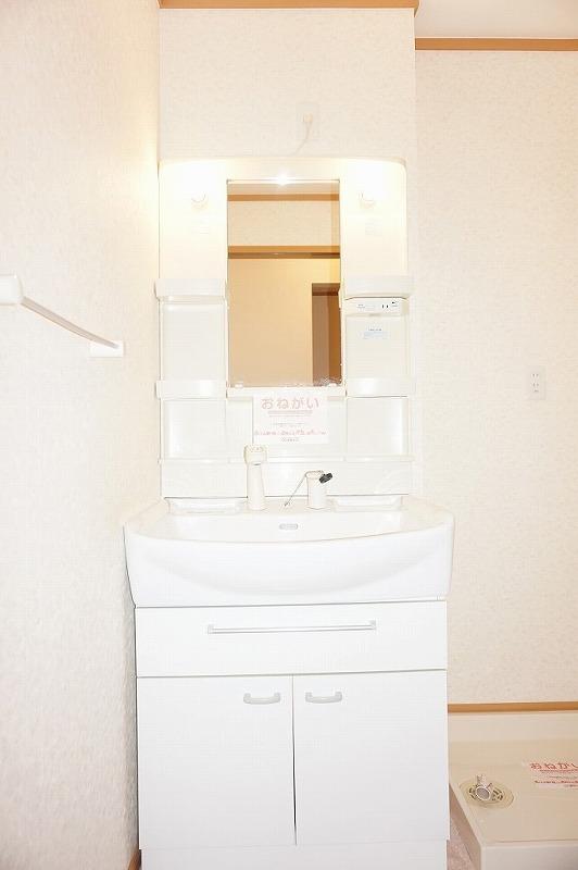 ムイ ビエーンB 102号室の洗面所