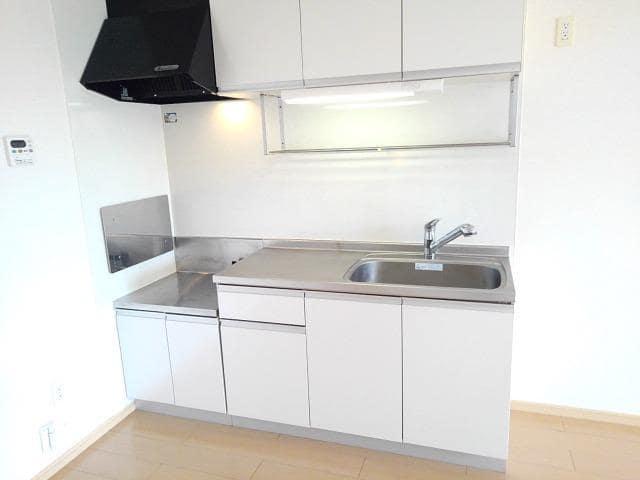 サザン・クロス 02040号室のキッチン