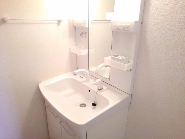サザン・クロス 02040号室の洗面所