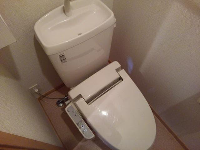 サザン・クロス 02040号室のトイレ