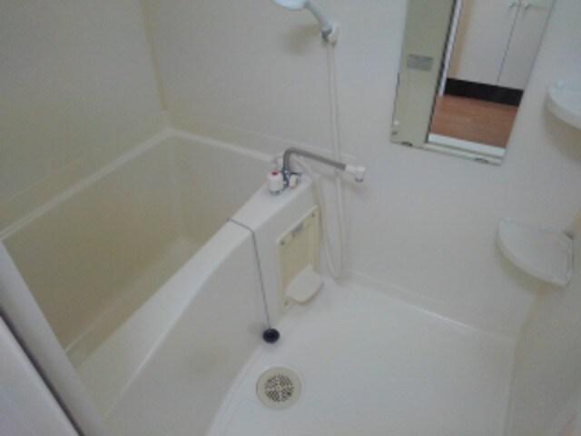 シティコート丸太町 402号室の風呂