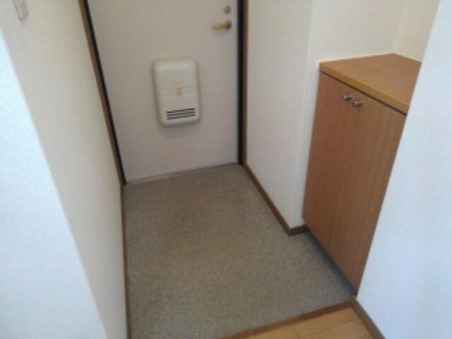 シティコート丸太町 402号室の洗面所