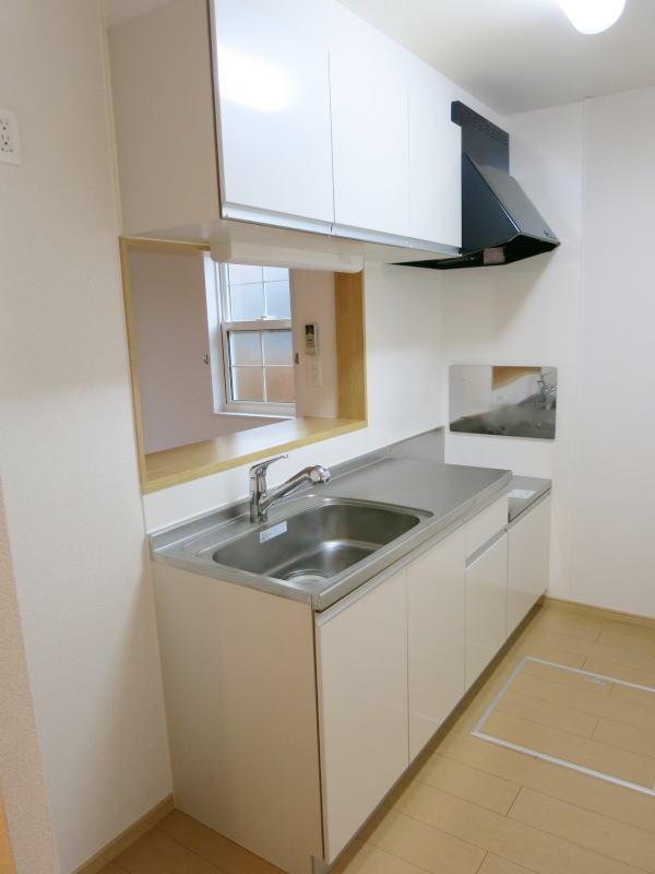 U ユートピア 101号室のキッチン