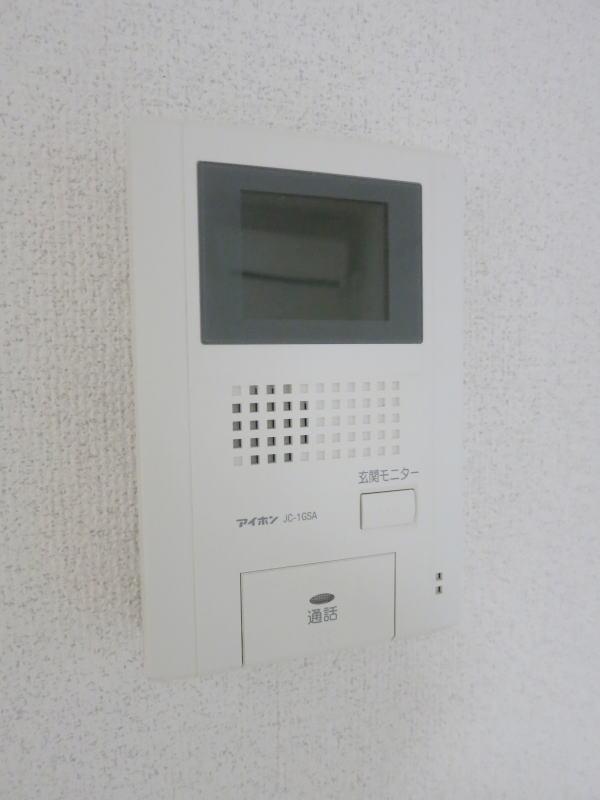 U ユートピア 101号室のセキュリティ