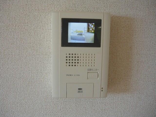 カーサヴィオラA 02010号室のセキュリティ