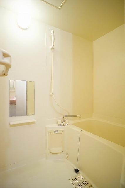 ソレーユシャンブル354B 02010号室の風呂