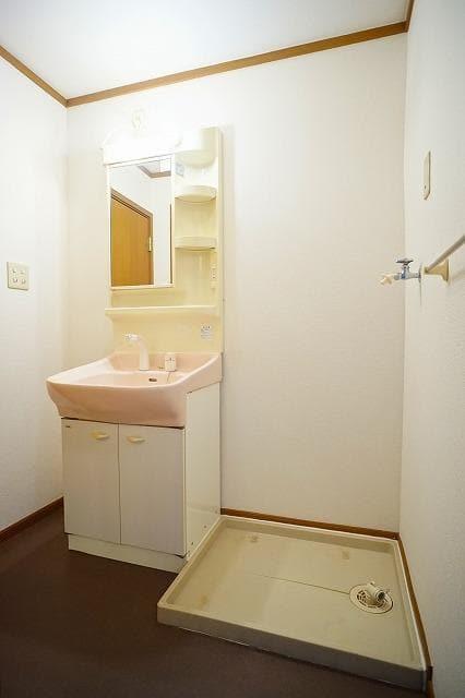 ソレーユシャンブル354B 02010号室の洗面所