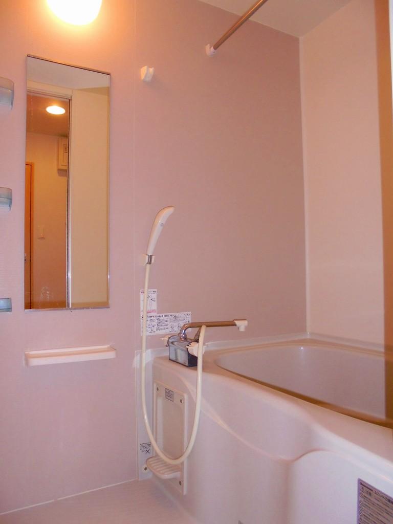 エバーグリーン 303号室の風呂