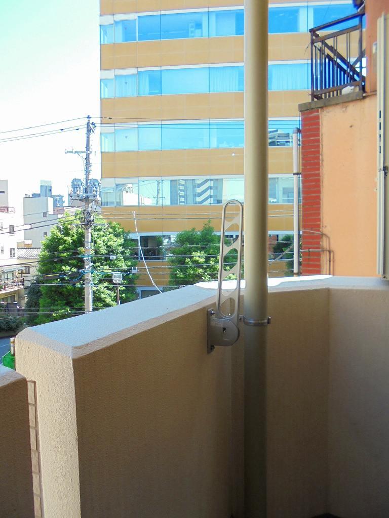 エバーグリーン 303号室の景色