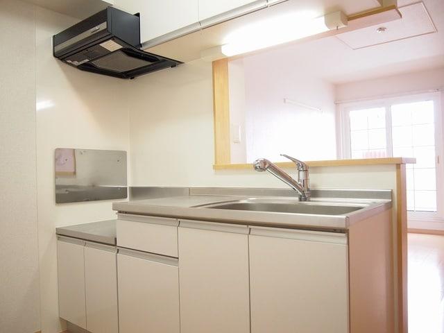 ネオ・ステージ 02030号室のキッチン