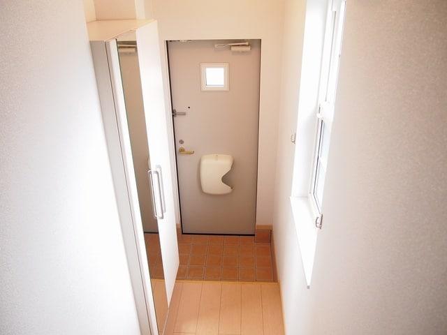 ネオ・ステージ 02030号室の玄関