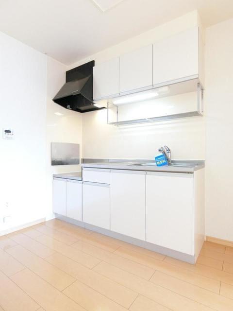 サン・クローネ チヨダA 02020号室のキッチン