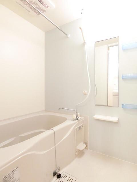 サン・クローネ チヨダA 02020号室の風呂