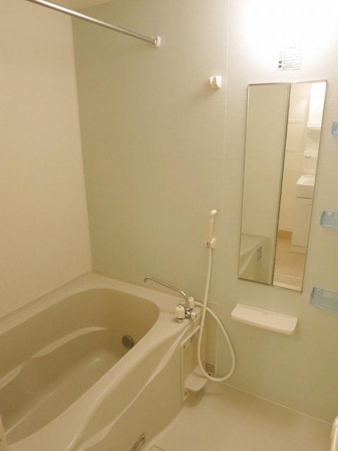 メゾン・アムール Ⅲ 201号室の風呂