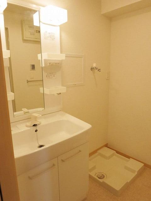 メゾン・アムール Ⅲ 201号室の洗面所
