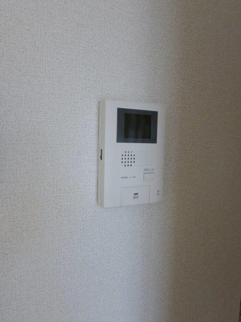 メゾン・アムール Ⅲ 201号室のセキュリティ