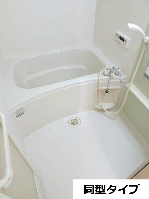 カーサ・プラシードA 201号室の風呂