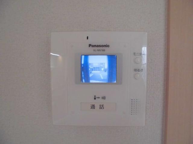 エル クレジェンドⅢ 01010号室のセキュリティ