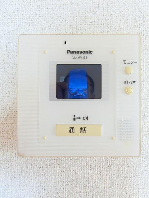 絆KIZUNA B 02010号室のセキュリティ