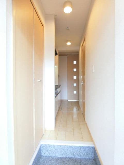 ブッシュクロ-バ-Ⅱ 03040号室の玄関