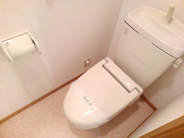 エテルネルA 02030号室のトイレ