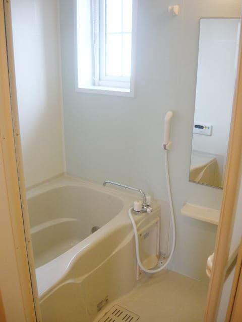 ヴィラプリムローズD 02010号室の風呂
