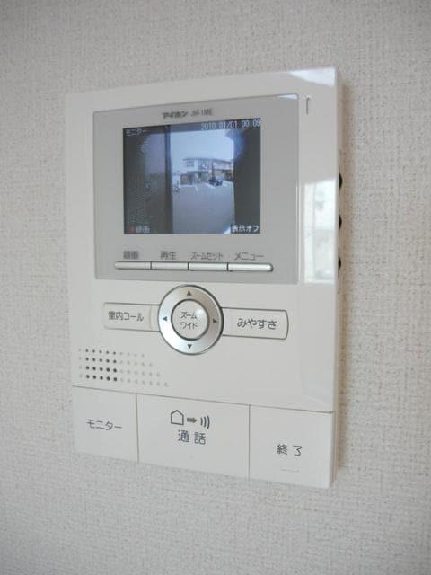 ヒルサイド向山 01020号室のセキュリティ