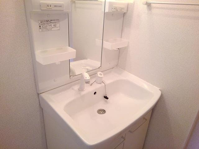 グラン・ブリエ 弐 01010号室の洗面所