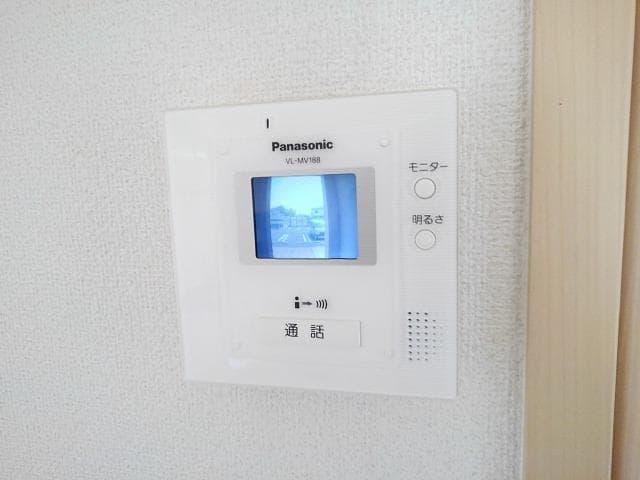グラン・ブリエ 弐 01010号室のセキュリティ