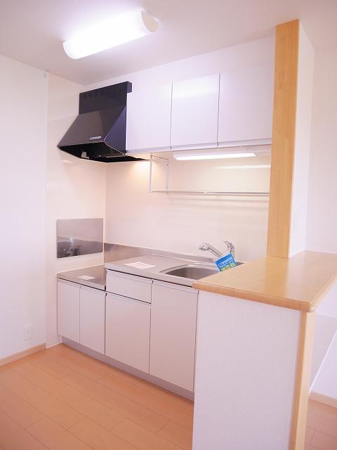 オスピターレ カーサⅠA 02020号室のキッチン