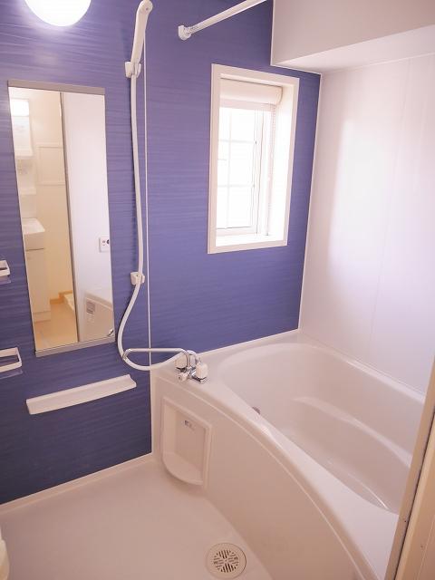 オスピターレ カーサⅠA 02020号室の風呂