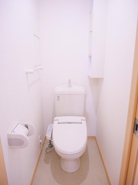 オスピターレ カーサⅠA 02020号室のトイレ