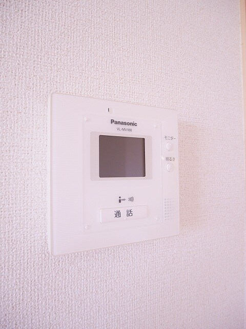 オスピターレ カーサⅠA 02020号室のセキュリティ