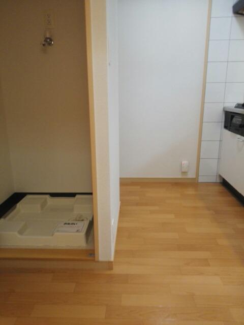 ニューアメニティービラ壺屋 202号室の収納