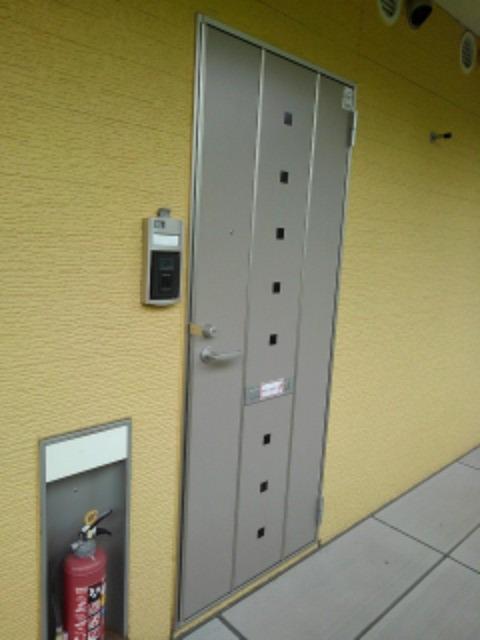 ネオ レジデンス 02020号室のセキュリティ