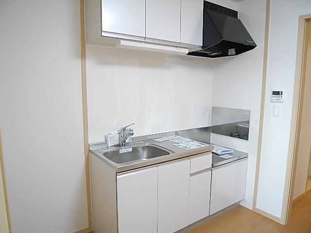 ハイム和久里 202号室のキッチン