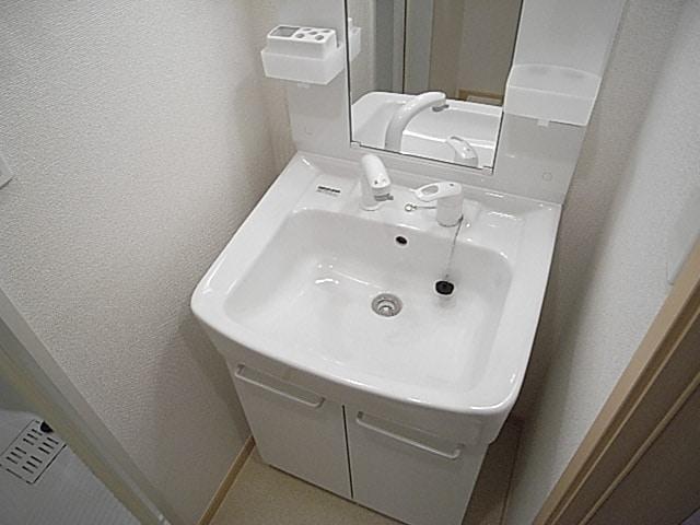 ハイム和久里 202号室の洗面所