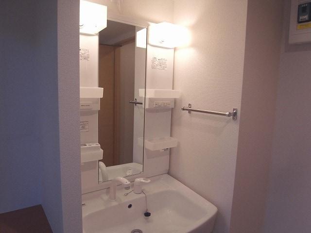 カーサセレーノ 01050号室の洗面所