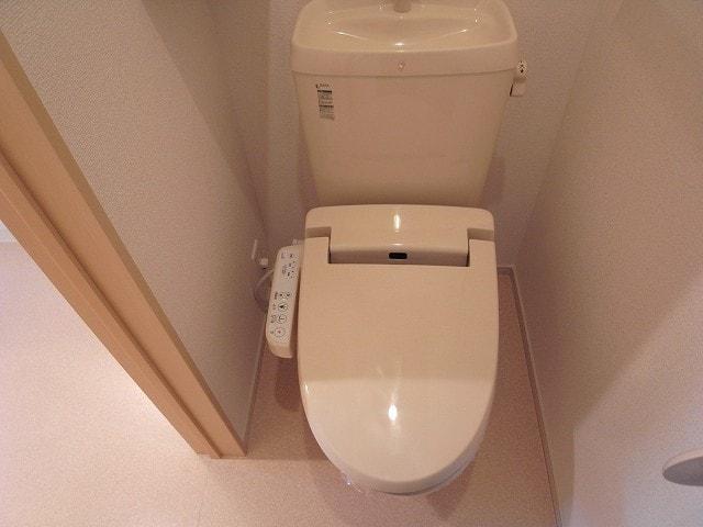 カーサセレーノ 01050号室のトイレ