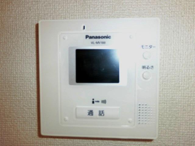 カーサセレーノ 01050号室のセキュリティ