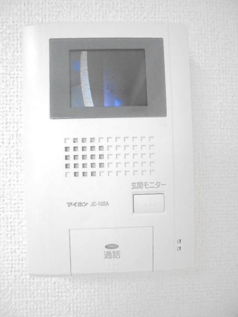 ルミエール 202号室のセキュリティ