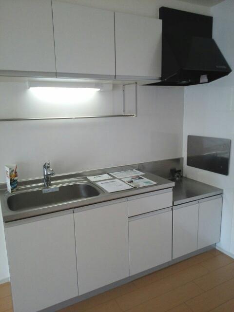 メゾン カワセミ 02010号室のキッチン