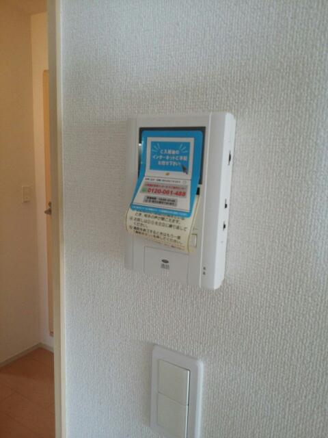 メゾン カワセミ 02010号室のセキュリティ