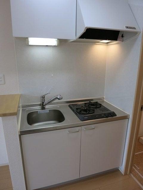 デスパシオ聖蹟桜ヶ丘 104号室のキッチン