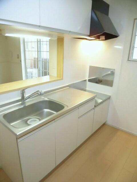 サピー・レジデンス 02010号室のキッチン